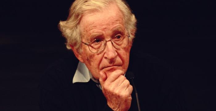 Noam Chomsky: EUA são o país mais perigoso do mundo