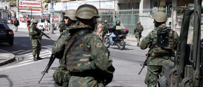 Quem vai pagar pela intervenção das Forças Armadas no Rio?