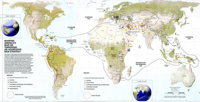 Imperialismo em nova fase não se limita à pilhagem, mas busca destruição dos estados nacionais