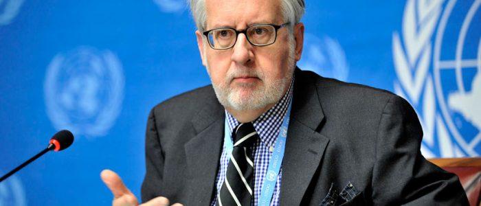 Diplomata aponta aumento das violações no Brasil