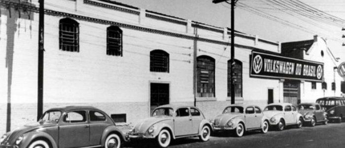 Um comandante nazista na Volkswagen do Brasil