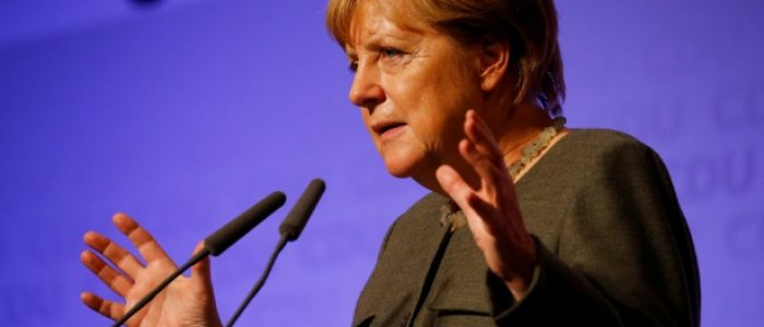 O que explica o fenômeno Angela Merkel?