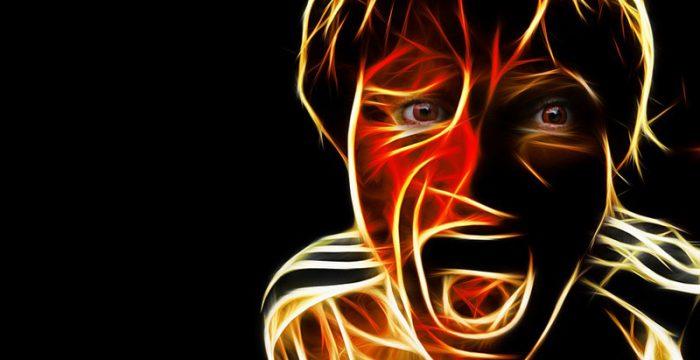 Filha do medo, a raiva é mãe da covardia
