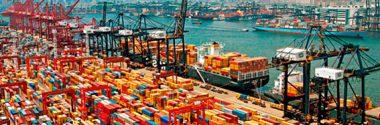 Superprodução global em marcha forçada: recorde do comércio internacional em 2017
