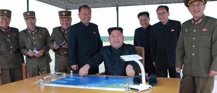 EUA são os perdedores na Península da Coreia