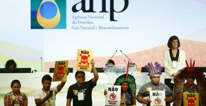 Leilão da ANP atrai mais estrangeiras