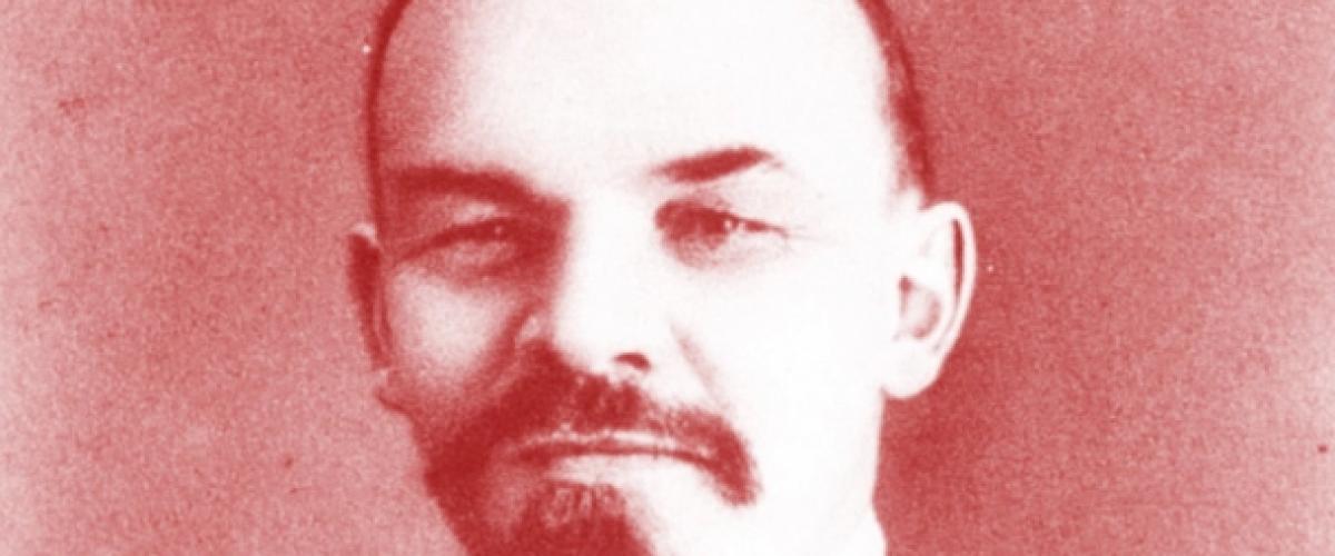 """As """"Teses de abril"""", de Lenin"""