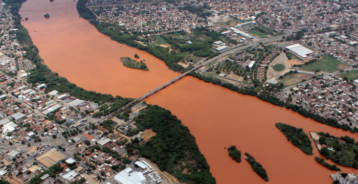 """Rio Doce, a farsa da """"recuperação"""""""