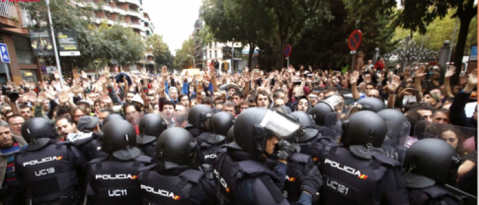 A Catalunha e a esquerda