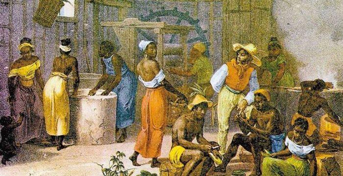 Escravismo é o pecado capital da história que alimenta a violência de hoje