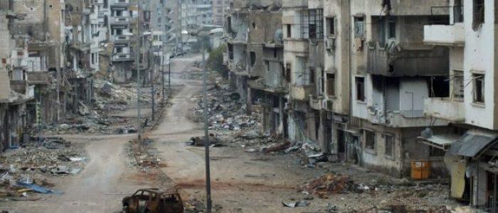 Guerra da Síria parece definida