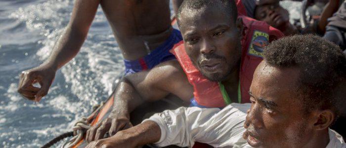 Leilão de escravos é flagrado na Líbia