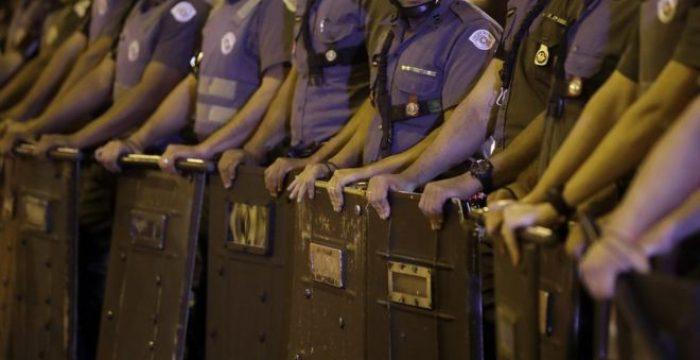 O que podem as imagens contra a violência policial?