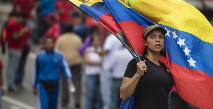 As duas guerras da Venezuela