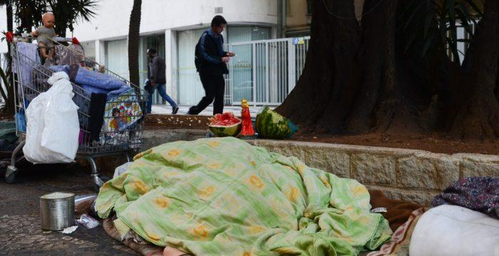 A pobreza como forma de dominação