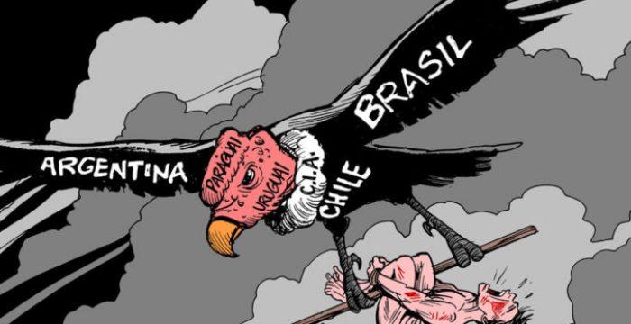 América do Sul: a nova roupagem da Operação Condor