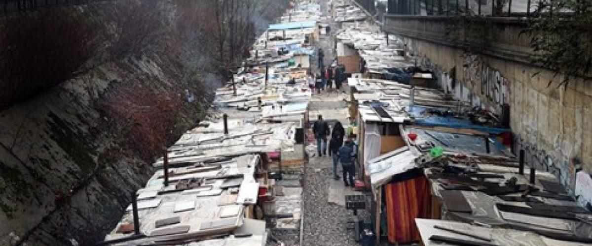 As favelas voltam à França, 35 anos depois
