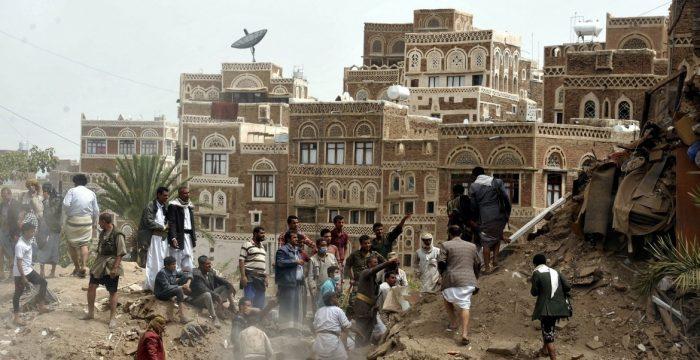 Iêmen: um milhão de civis padecem de cólera, mas bloqueio segue total