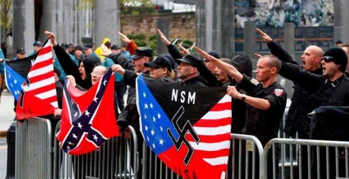 Estados Unidos: modelo racial da Alemanha nazista