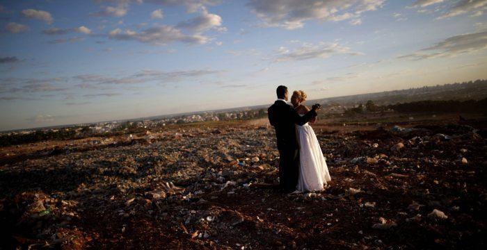O amor que fica e o amor que recicla