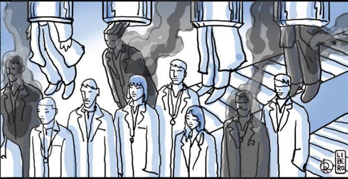 Médicos são liberados para a vida profissional sem controle de qualidade