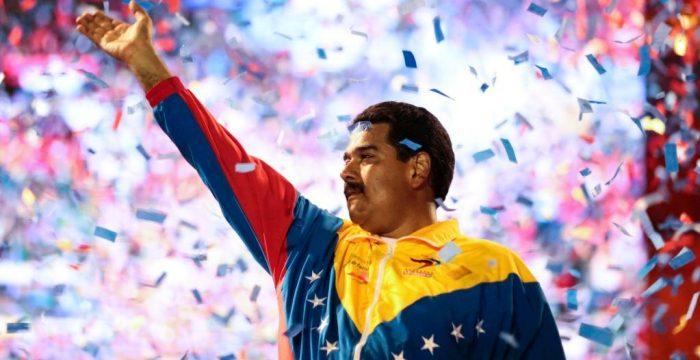 As 12 vitórias do presidente Maduro em 2017