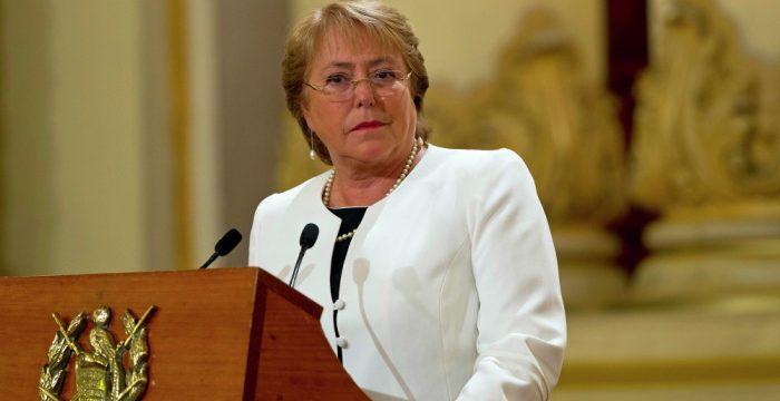 Banco Mundial admite que manipulou informações para favorecer politicamente a direita no Chile
