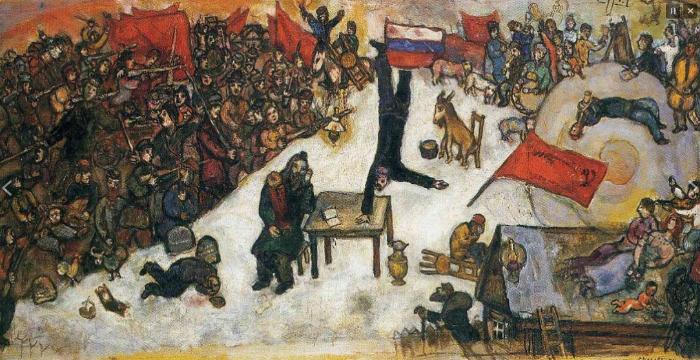 Revolução Russa: mitos, erros e atualidade (II)