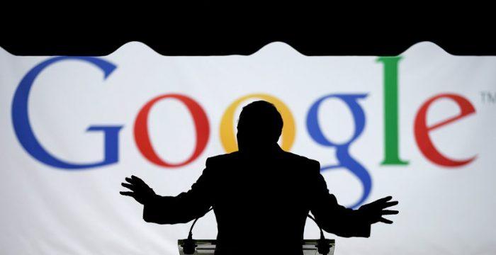 Eric Schmidt do Google admite censura política de resultados de busca