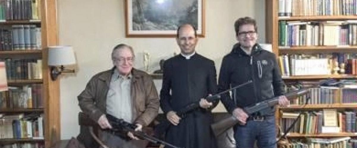 Um novo tipo de padres e leigos na Igreja: vivem de ódio