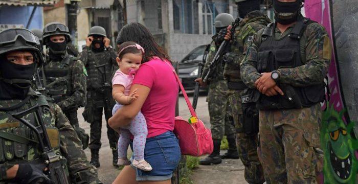 O México também colocou o Exército nas ruas contra o tráfico: a história daquele fracasso