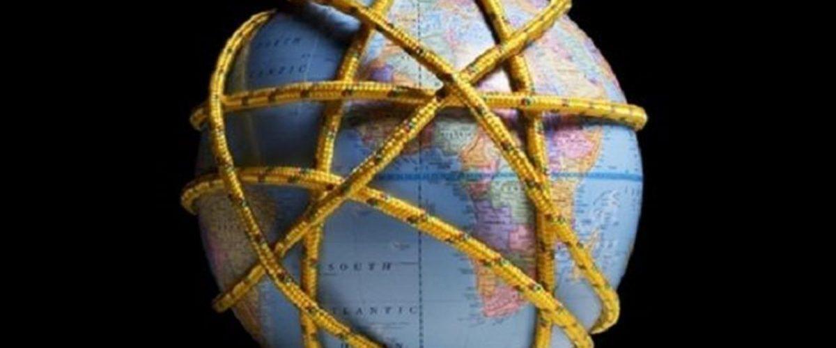 A globalização é um carro sem marcha à ré