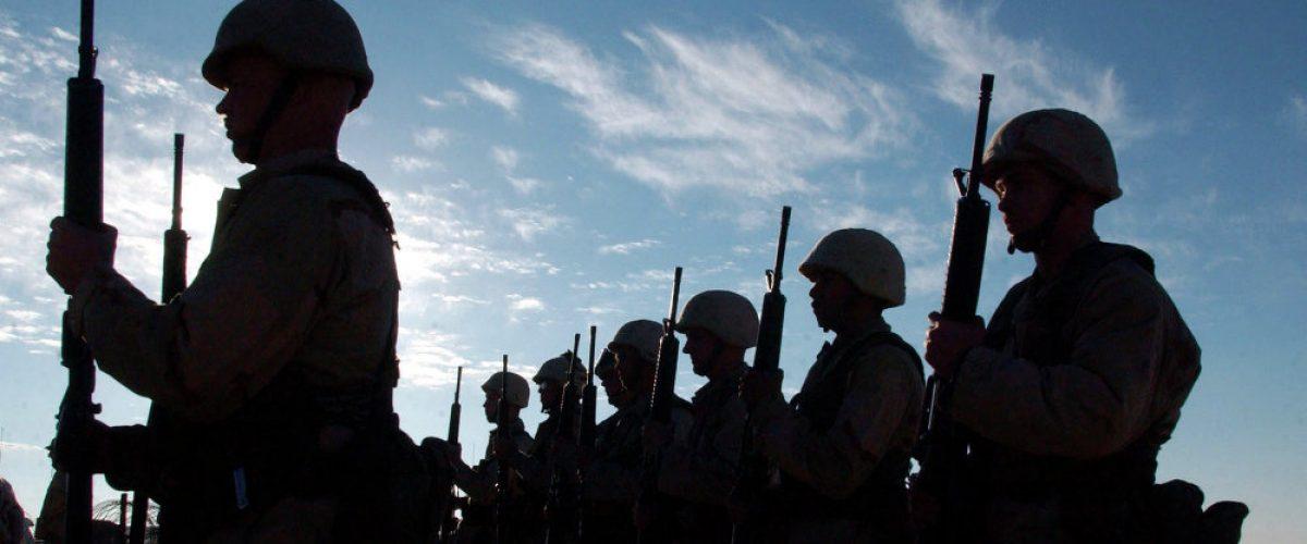 Despesas de guerra levam os EUA à bancarrota