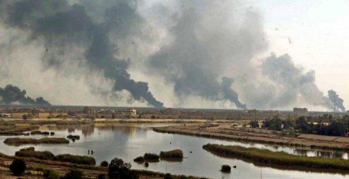 Mutante, conflito no Iraque não acabou, apenas assumiu outro rosto