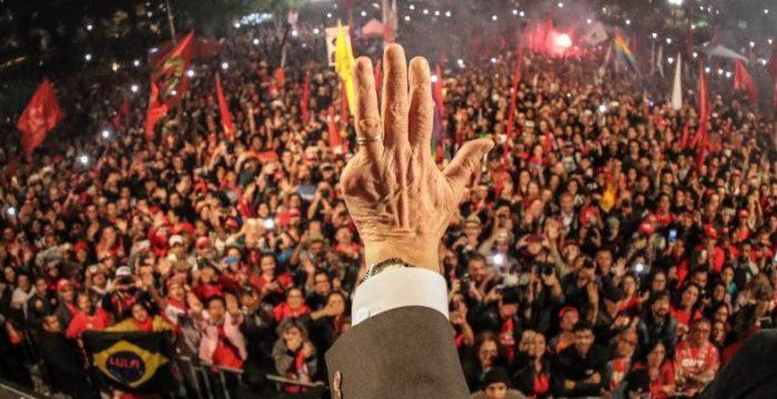 A prisão de Lula é política