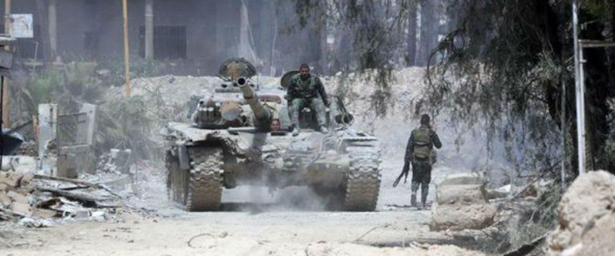 Há tempos a guerra na Síria não é mais sobre Assad