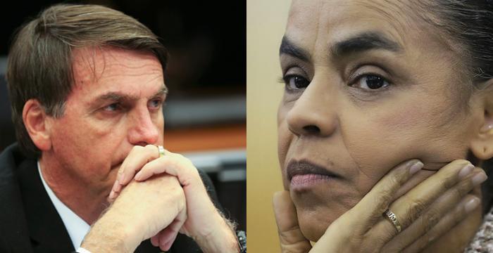 Não basta encontrar apoio no eleitorado: as dificuldades de Bolsonaro e Marina Silva na obtenção de apoio político