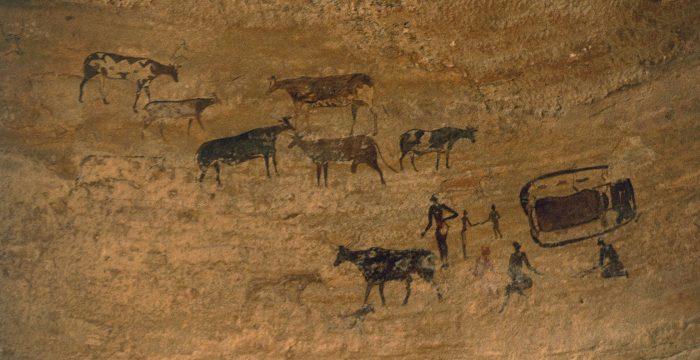 A autêntica revolução foi no período Neolítico