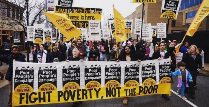 Uma atualização para 2018: mais evidências de que metade dos norte-americanos está na pobreza ou próxima dela