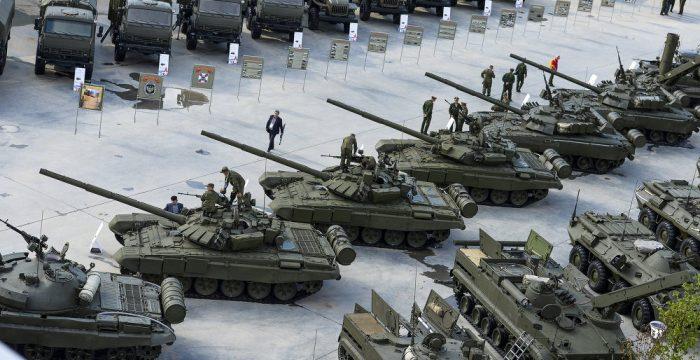 Qual é o real poderio militar da Rússia?