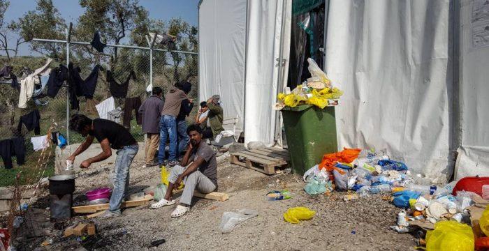 O 'pior campo de refugiados do mundo', onde até crianças tentam o suicídio