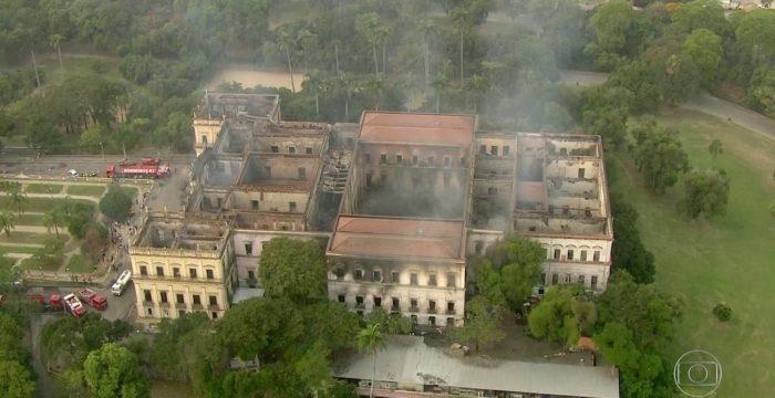 """Eduardo Viveiros de Castro: """"Gostaria que o Museu Nacional permanecesse como ruína, memória das coisas mortas"""""""
