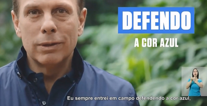 Contra Márcio França, João Doria tenta reproduzir em São Paulo a polarização da política nacional
