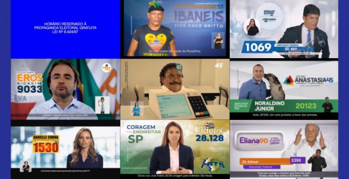 Horário Eleitoral termina hoje: relembre o melhor e o pior da campanha de 2018