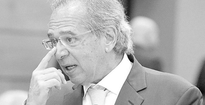 Fala, Paulo Guedes