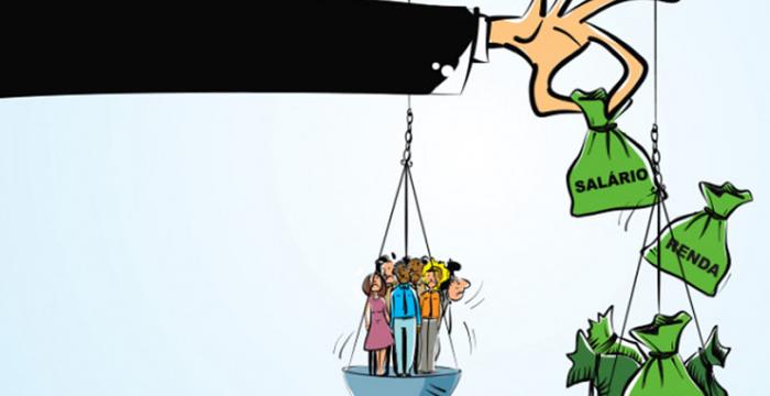 Os banqueiros e os juros