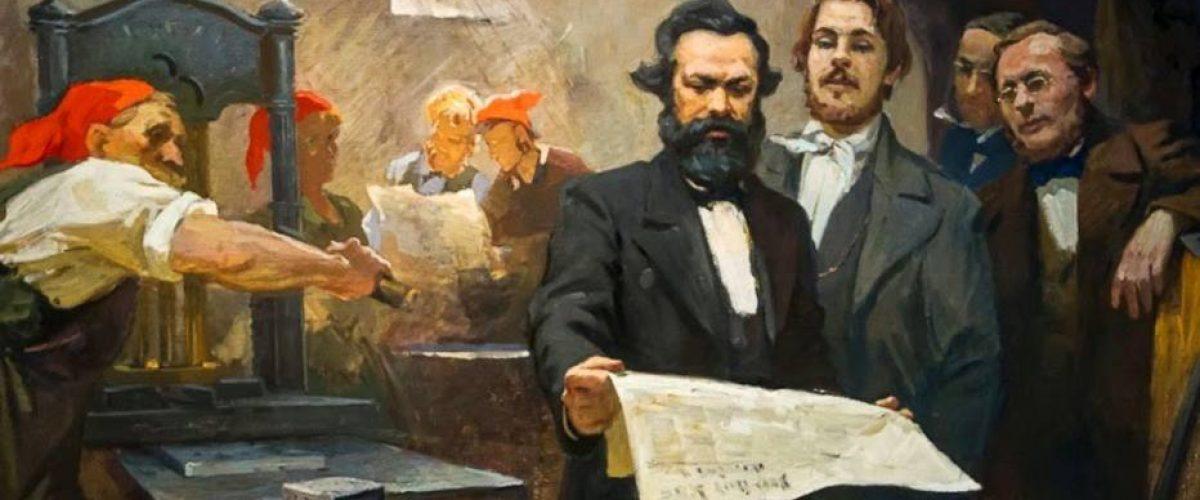Cientista político narra a vida de Karl Marx em três volumes