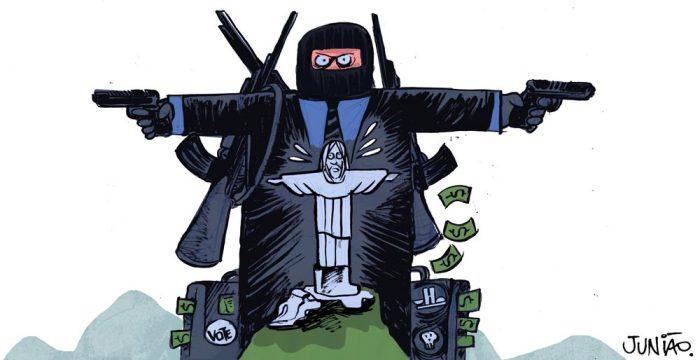 """Resultado de imagem para """"No Rio de Janeiro a milícia não é um poder paralelo. É o Estado"""". Entrevista com José Cláudio Souza Alves"""