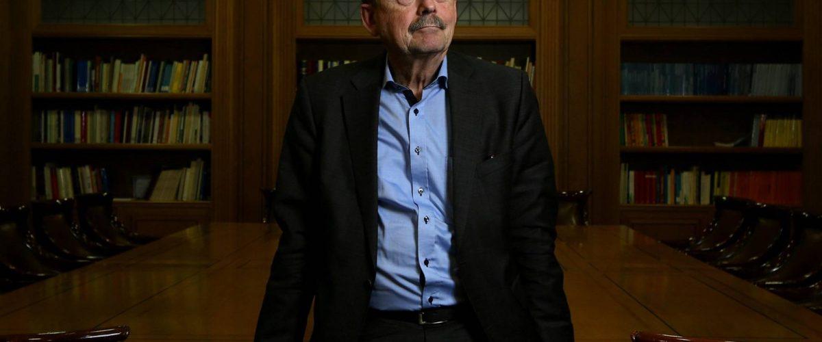 """Wolfgang Streeck: """"É preciso quebrar o euro, e logo"""""""