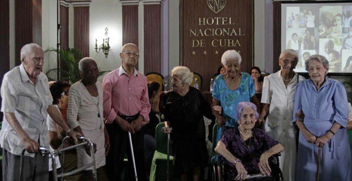 Cuba supera Japão em porcentagem de centenários
